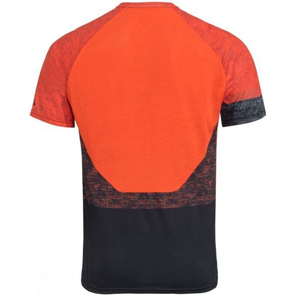 Vaude Mens Ligure Shirt Paprika