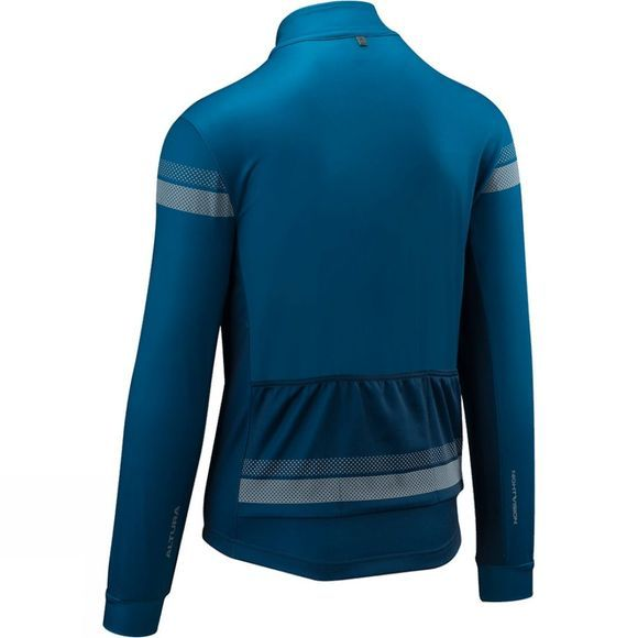 Altura Mens Nightvision 4 Long Sleeve Jersery Teal