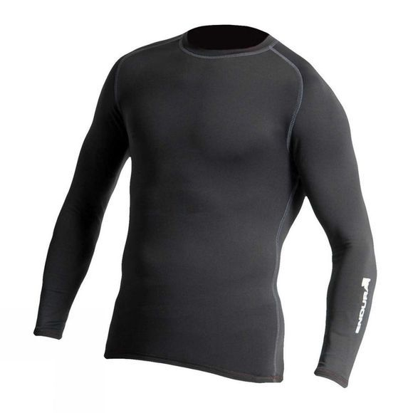 Endura Frontline L/S Baselayer Black / None