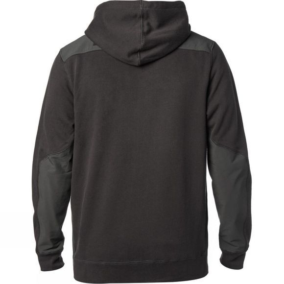 Fox Clothing  Mens 360 Zip Hoodie Black