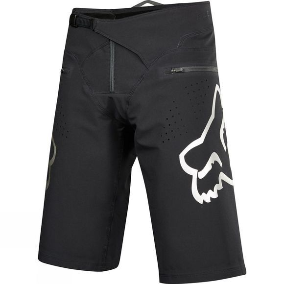 Fox Clothing  Mens Flexair Shorts Black