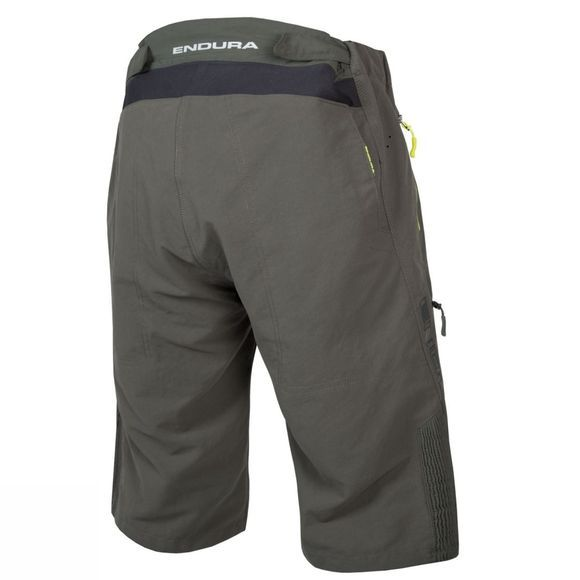 Endura SingleTrack Short with Liner Khaki