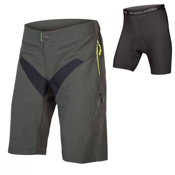 SingleTrack Short with Liner