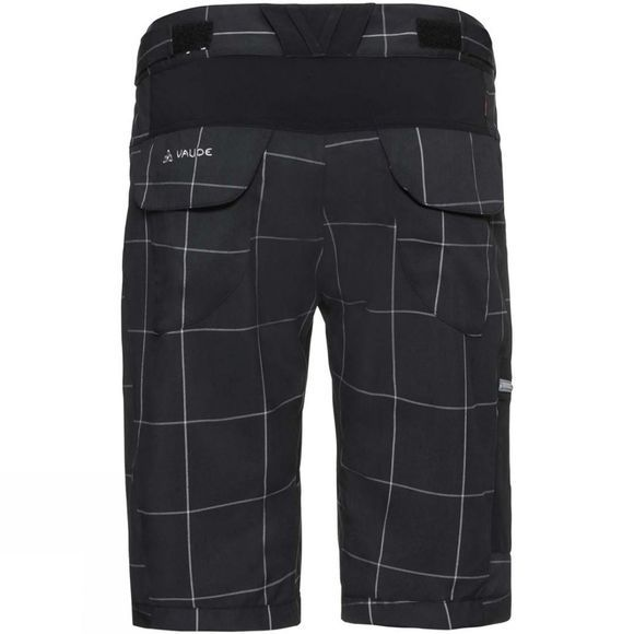 Vaude Mens Craggy Shorts Black
