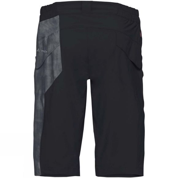 Vaude Mens Slickrock Shorts Black