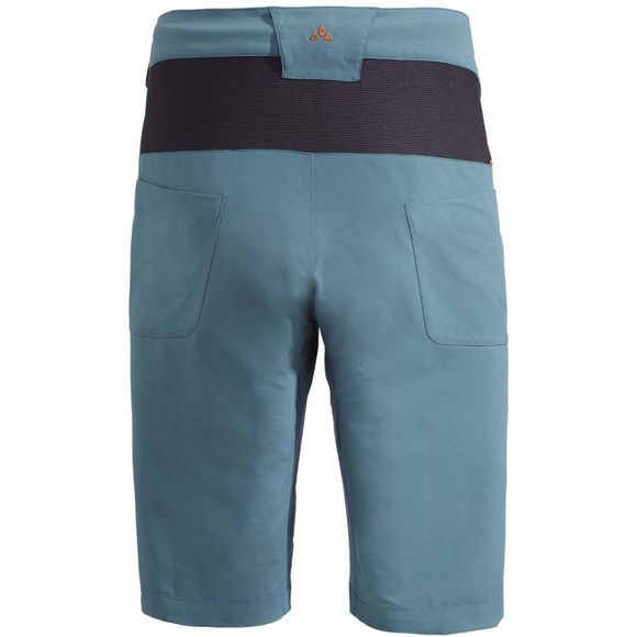 Vaude Men's Cyclist AM Shorts Blue Gray