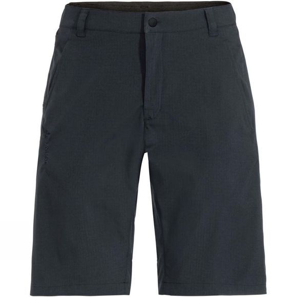 Vaude Men's Krusa Shorts II Phantom Black