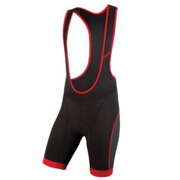 Endura Hyperon II Bibshorts Red