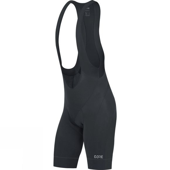Gore Bikewear Mens C5 Bib Shorts+ Black
