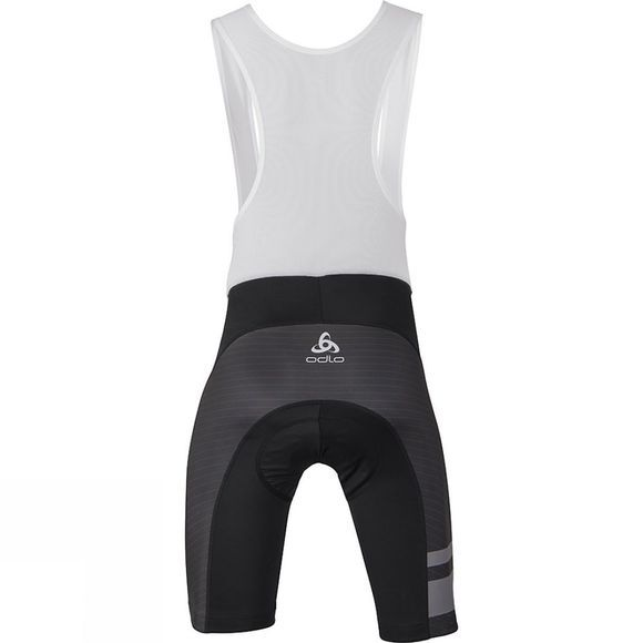 Odlo Mens Active Bib Shorts Black