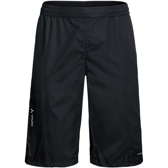 Vaude Men's Drop Shorts Black