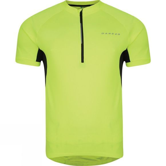 Dare 2 b Mens Countdown Jersey Fluro Yellow