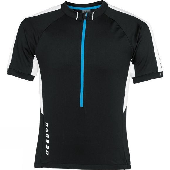 Dare 2 b Mens Retribute Jersey Black