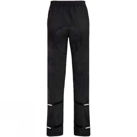Vaude Men's Yaras Rain Pants III Black