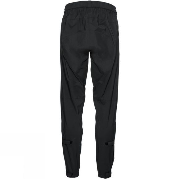 Odlo Mens Morzine Rain Light Cycling Pants Black