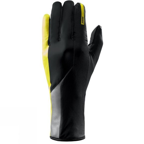 Mavic Unisex Vision Mid-Season Glove Black