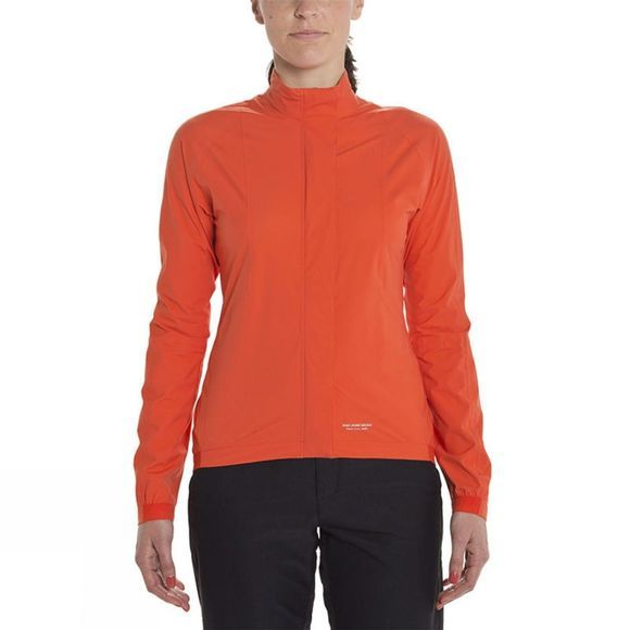 Giro New Road Womens Rain Jacket Red