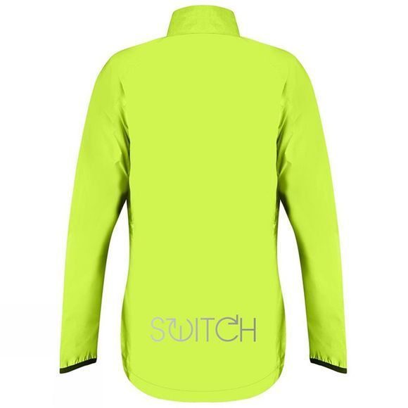 Proviz Women's Switch Reflective Jacket Yellow