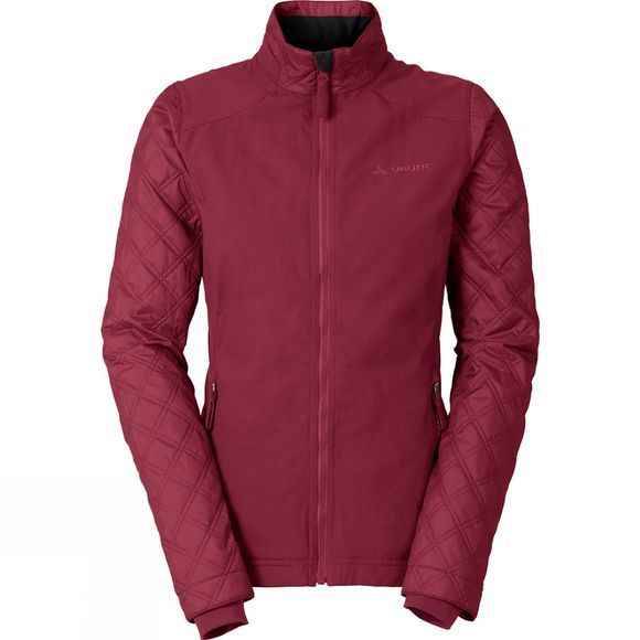 Vaude Womens Cyclist Padded Jacket Salsa