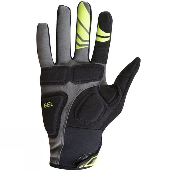 Pearl Izumi Mens Cyclone Gel Glove Screaming Yellow