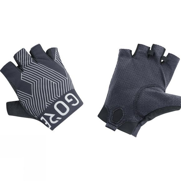 Gore Bikewear C7 Short finger Pro Glove Graphic Grey/White