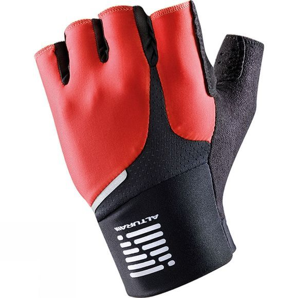 Altura Podium Progel Mitts Red/Black