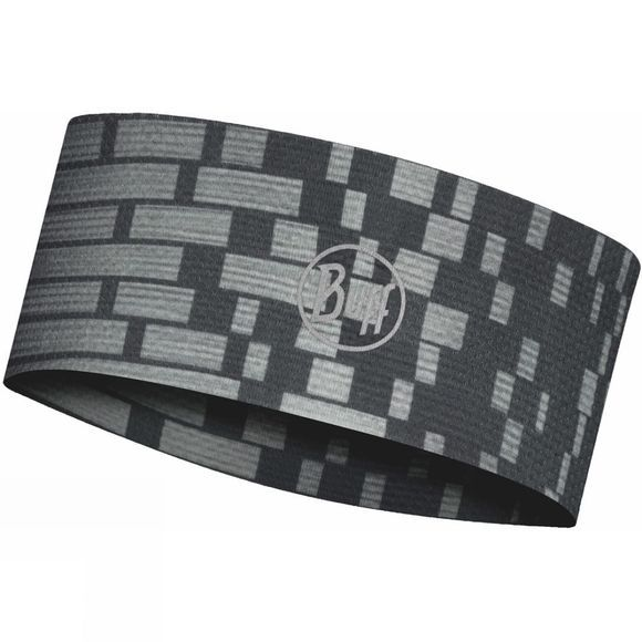 Buff Mens Fastwick Headband Natron Grey