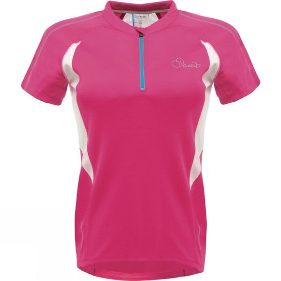 Dare 2 b Womens Configure Jersey Electric Pink
