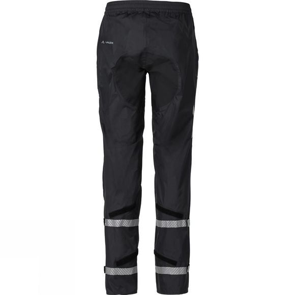 Vaude Womens Luminum Performance Pants Black