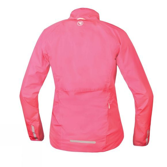 Endura Womens Xtract Jacket Hi-Viz Pink