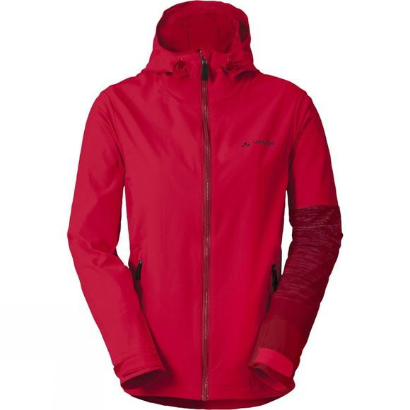 Vaude Womens Moab Jacket II Indian Red