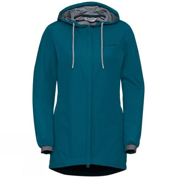 Vaude Womens Cyclist Softshell Jacket Dragonfly