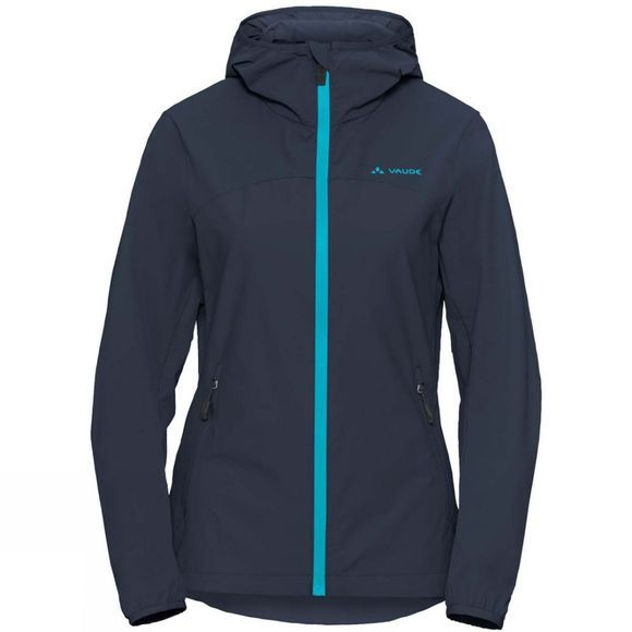 Vaude Womens Moab III Jacket Eclipse