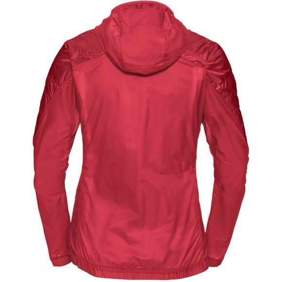 Vaude Womens Moab UL Hybrid Jacket Strawberry