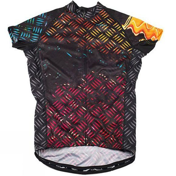 Primal Women's Glimpse Evo Jersey Black/Orange