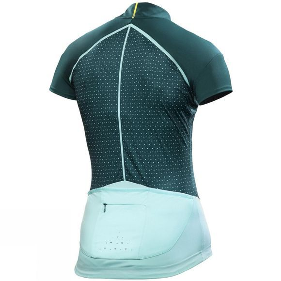 Mavic Womens Sequence Graphic Jersey Deep Teal