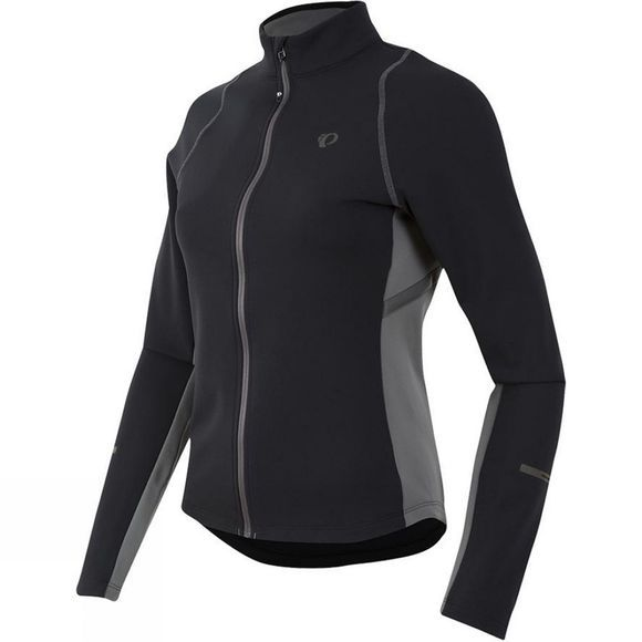Pearl Izumi Womens Select Escape Thermal Jersey Monument / Smoked Pearl