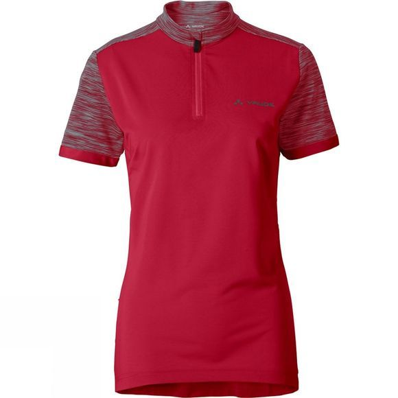 Vaude Womens Tremalzo Shirt III Indian Red