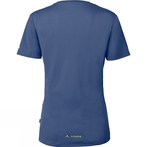 Vaude Womens Moab Shirt II Blueberry
