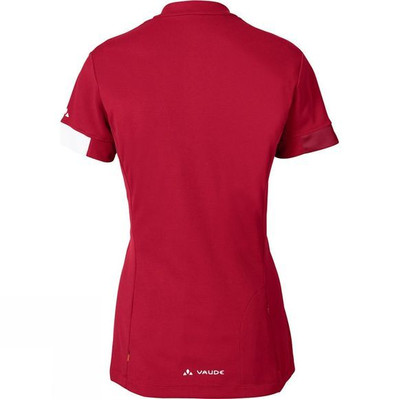Vaude Womens Tamaro Shirt II Indian Red