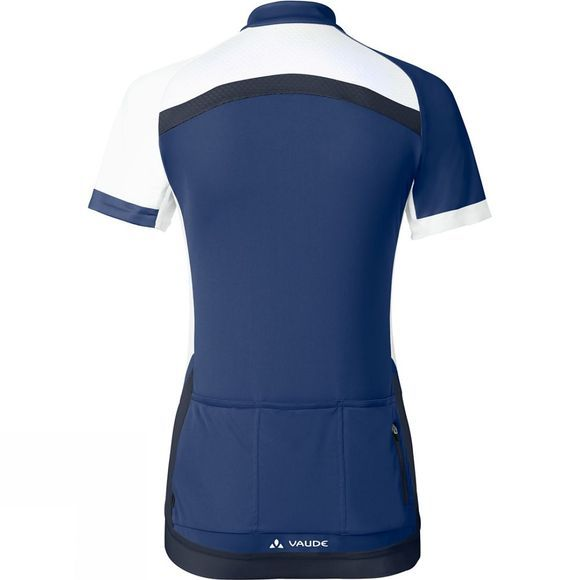 Vaude Womens Pro Tricot II Cycle Jersey Sailor Blue