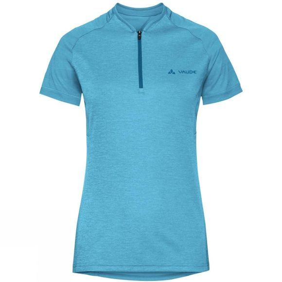 Vaude Womens Tamaro III Shirt Crystal Blue