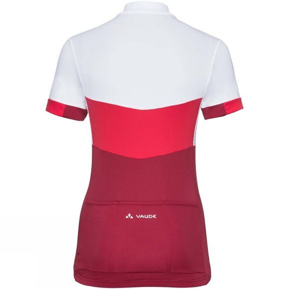 Vaude Womens Advanced Tricot III Top Strawberry