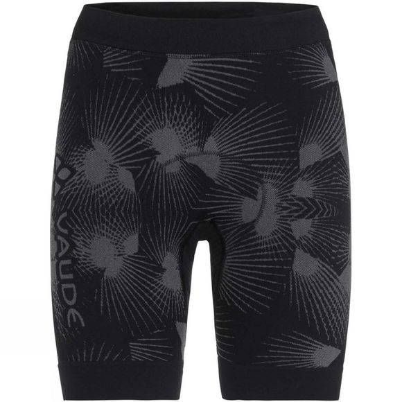 Vaude Women's SQlab LesSeam Shorts Black