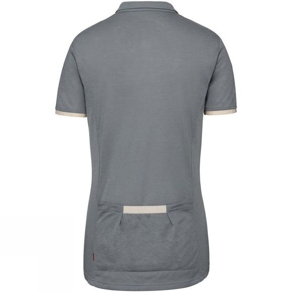 Vaude Womens Sentiero IV Shirt Pewter Grey