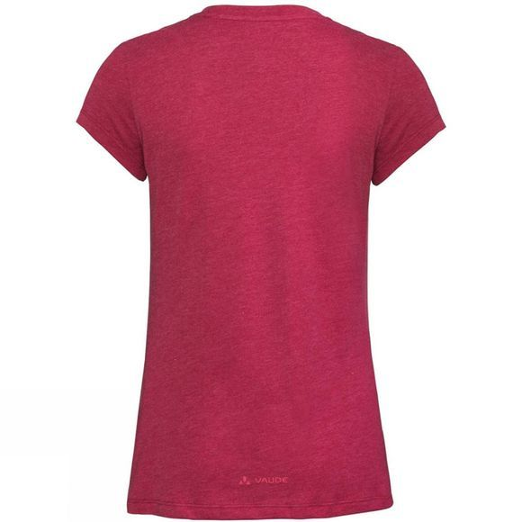 Vaude Women's Cyclist T-Shirt IV Crimson Red