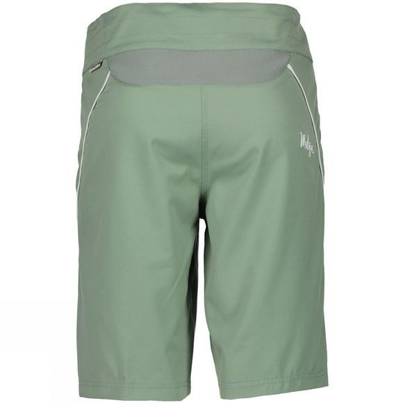 Maloja Womens Distel Short Green