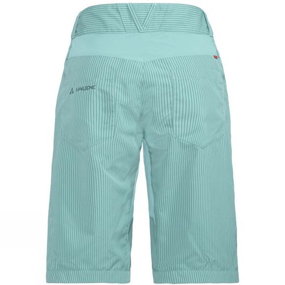 Vaude Womens Craggy Shorts Glacier