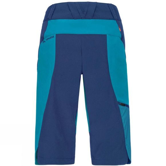 Vaude Womens Downieville Shorts Sailor Blue