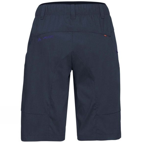 Vaude Womens Krusa Shorts Eclipse
